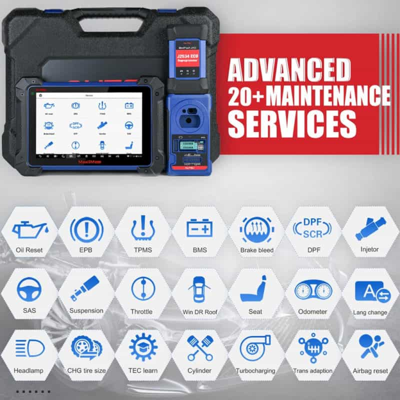 Autel MaxiIM IM608 | Key Programming & Diagnostic Scanner