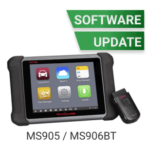 Software-update-MS905/MS906BT