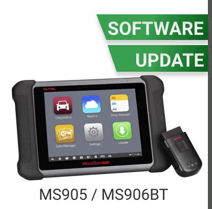 Software-update-MS905/MS906BT
