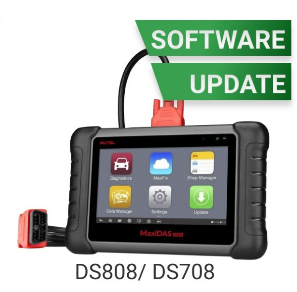 Software-updateDS808/DS708