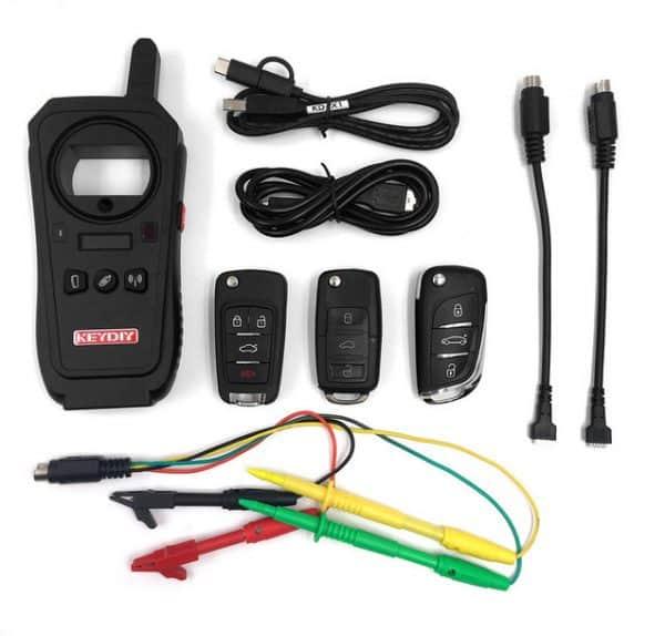 KEYDIY KD-X2 Car Key Garage Door Remote Generator / Chip Reader / Frequency Tester