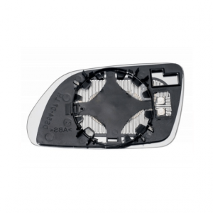 VW Polo 6R Side Mirror Glass (Non Heated - Hatchback Only) (2010-2017) - Right Side
