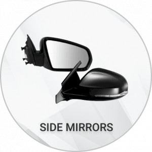 Side Mirrors & Glass