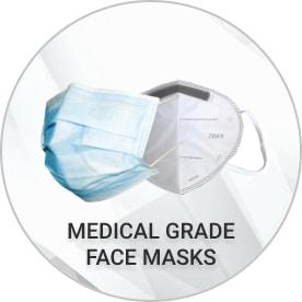 Medical Grade Face Masks