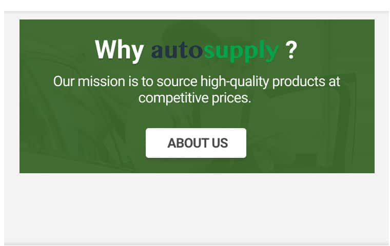 Why autosupply