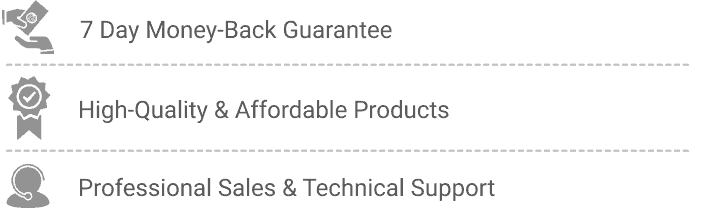 MoneyBack-High-Quality-TechSupport
