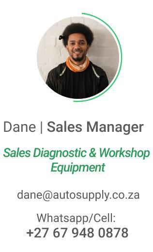 Dane Contact - diagnostic