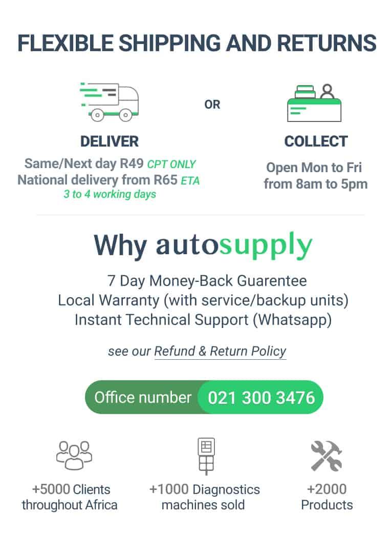 Why autosupply