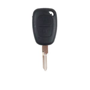 Renault Trafic, Master, Movano, Kangoo | Complete Remote Key (2 Button, VAC102 Blade, 434MHz)