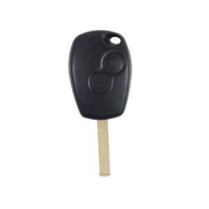 Renault Clio, Kangoo, Master, Modus, Twingo   Complete Remote Key (2 Button, VA2  Blade, 434MHz)