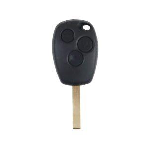 Renault Clio, Kangoo, Master, Modus, Twingo   Complete Remote Key (3 Button, VA2  Blade, 434MHz)