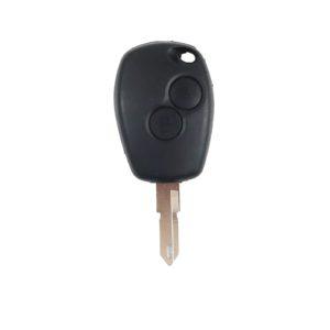 Renault Clio, Kangoo, Master, Modus, Twingo   Complete Remote Key (2 Button, NE73  Blade, 434MHz)