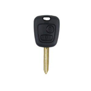 Citroen - Saxo, Picasso, Berlingo    Remote Key Case & Blade (2 Button, SX9 Screw in Blade)