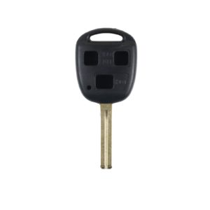 Lexus - ES300, ES300, LS400, RX300 | Remote Key Case & Blade (3 Button, TOY48 Blade)