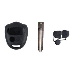 Mitsubishi  - Lancer, Grandis, Outlander | Remote Key Case & Blade (3 Button, MIT11 Blade)