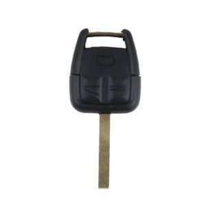 Opel - Astra, Zafira, Omega, Vectra | Remote Key Case & Blade (3 Button, HU100 Blade)