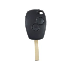 Renault - Megane, Sandero, Clio, Kangoo   Remote Key Case & Blade (2 Button, VA2 Blade)