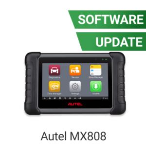 Autel MaxiCheck MX808 Test