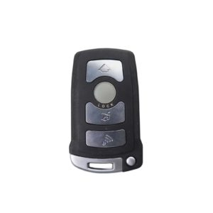BMW - E65, E67   Complete Smart Remote (4 Buttons, 868MHz Frequency, PCF-)
