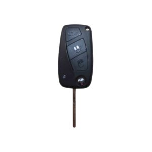 Fiat  - Punto, Ducato, Stilo + Others | Remote Case & Blade (3 Buttons, SIP22 Blade)