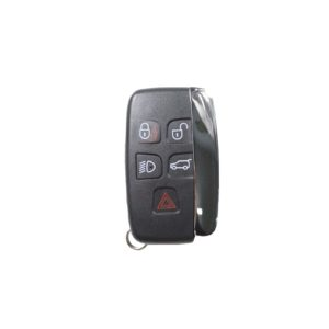 Land Rover - Discovery 4, Freelan + Others   Complete Smart Remote (5 Buttons, 433MHz Frequency, PCF7953P)