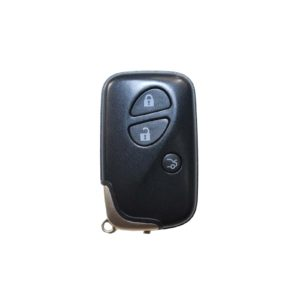 Lexus - IS250, ES350, GS350, + Others   Remote Case & Blade (3 Buttons, TOY40 Blade)
