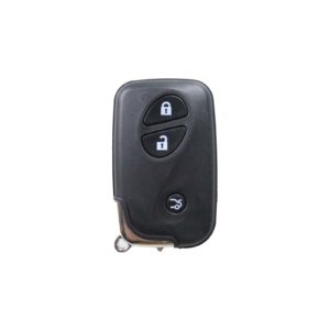 Lexus - IS250, ES350, GS350, + Others   Remote Case & Blade (3 Buttons, - Blade)