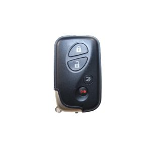 Lexus - IS250, ES350, GS350, + Others   Remote Case & Blade (4 Buttons, TOY40 Blade)