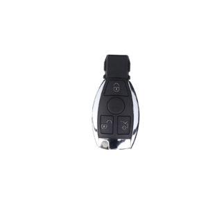 Mercedes Benz - C, CLK, E, ML, S, SL + Others | Remote Case & Blade (3 Buttons, HU64 Blade)