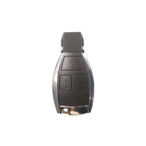 Mercedes Benz - B, C, E, ML, S, CL, CLK | Complete Remote Key (3 Buttons, HU64 Blade, 434MHz Frequency)