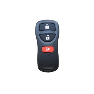 Nissan - X-Trail, Altima, Max + Others   Remote Case Only (2+1 Buttons)