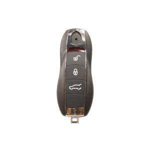 Porsche  -  | Remote Case & Blade (3 Buttons, HU66 Blade)