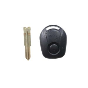 Ssangyong  - Actyon, Kyron, Rexton   Remote Case & Blade (2 Buttons, SSY3 Blade, Right Blade)
