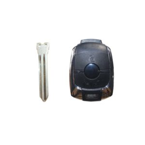 Ssangyong  - Actyon, Kyron, Rexto + Others   Remote Case & Blade (2 Buttons, TOY43 Blade)
