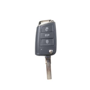Volkswagen - Golf 7, Tiguan, Lamando | Complete Smart Remote (3 Buttons, 434MHz Frequency, PCFMQB)