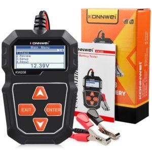Konnwei KW208 Battery Tester